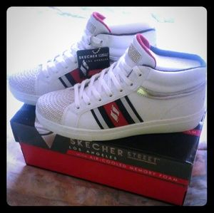 Shoes | Skechers Goldiehigh Fly Girl